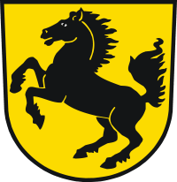 forderungsmanagement Stuttgart  - Wappen Stuttgarts